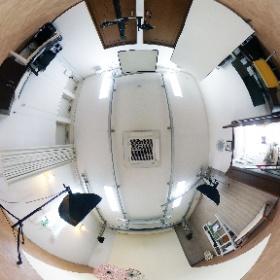 写真スタジオ・フォルム店舗紹介VR3 #theta360