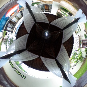 The surrounding atmosphere of Ramida Pool Villa http://th.ramidapoolvilla.com/ #theta360