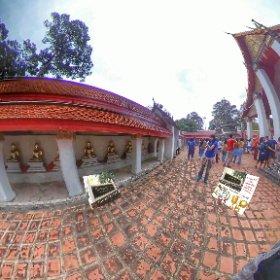 360 spherical Wat Khanon Nang Yai is an ancient temple in Ratchaburi and home of Shadow Puppet drama SM hub https://goo.gl/gS1Epb BESH HASHTAGS #WatKhanonNangYai   #ThaiTemple  #ThaiCulture  #NangYai  #ZoneRatchaburi #butterfly3d #theta360