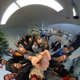 Critical Friends and final shot of one year journey together. Critcal Friends turned to be Dear Friends for rest of our lives😀  #theta360
