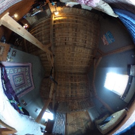 Cool Cow Cheese barn.  Amazing bed and breakfast!! Already milked a cow twice.  Can't wait to see the eclipse. #theta360