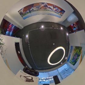 Ricoh Theta S kaameraga saad Omega 3D virtuaalreaalsuse prillid kauba peale! #theta360
