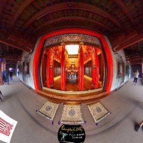 LHONG 1919 riverside heritage chinese mansion and temple infused with arty shopping and restaurants, SM hub https://goo.gl/JMn7pB BEST HASHTAGS #Lhong1919Bkk    #BkkMarkets  #BkkDining   #bpacapproved  #BkkFamilyFun     #BkkZoneThonburi #butterfly3d