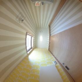 幸せの黄色いゾウさん #那珂川町茶色タイルの家 #福建住宅株式会社 #完成写真 #theta360