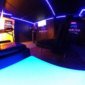 Arctic Sun VR. @uafairbanks @AKEPSCoR #theta360