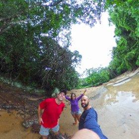 Praia do Funil, Ilha Grande-RJ #theta360
