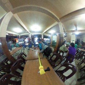 Kedai Kopi Aman, di jalan DI Panjaitan, Tanjungpinang. #theta360