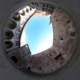Castelul Corvinilor #theta360