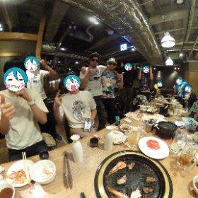 楽しい宴だった(°▽°) #miku360 #SNOWMIKU