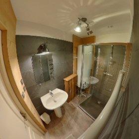 3 salle de bains 2 #theta360 #theta360fr