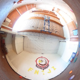 The Gymnasium #theta360