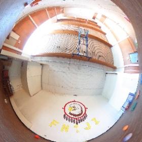 The Gymnasium #theta360