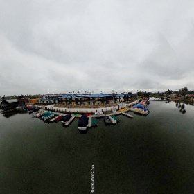 Early morning at #LakeSanMarcos #Lakehouse resort #SanDiego #theta360