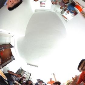 Costa Ris Neighbourhood Picnic! #theta360