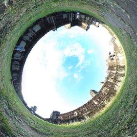Angkor Wat, Cambodia #theta360