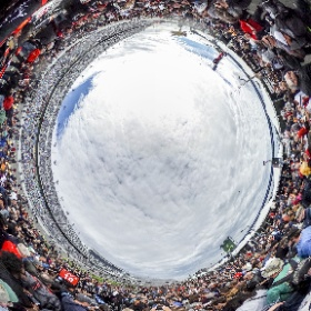 On the Grid, #Rolex24atDaytona #prerace #DaytonaInternationalSpeedway January 2017 #IMSA #theta360