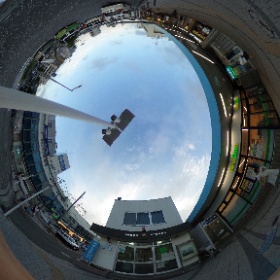 JR逗子駅前の交番です。 フレンドリーなお巡りさんがいつもいます。  www.zushi-seitai.com ドイツ式カイロプラクティック逗子整体院 #theta360
