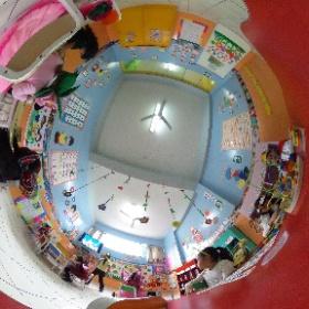 Salón inicial interior 1 #theta360