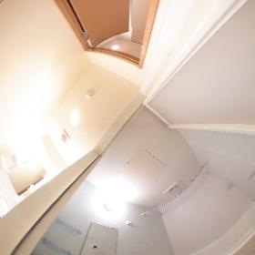 360度画像で賃貸マンションの内見ツアー  ■トレース枝川(TREACE枝川)■  室内 洗面脱衣所 バスルーム 東京都江東区枝川2-7-5  http://www.axel-home.com/009772.html  FOR RENT ■TREACE EDAGAWA■  Bathroom 2-7-5,EDAGAWA,KOTO-KU,TOKYO,JAPAN  CLICK HERE↓  #theta360