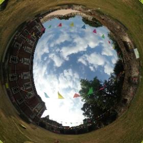 York Explore garden 2  #theta360