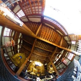 #tokyo #japan #setagaya # temple #九品仏浄真寺 #Joshinji #buddha #theta360