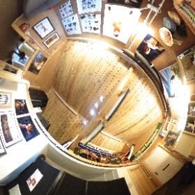 GWS studio waiting room & lounge