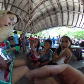Experience the mission in 360 ❤️ #Dentalmission2016 #theta360