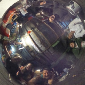 Happy new year ! #theta360