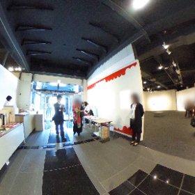 第6回 東京国際ミニプリント・トリエンナーレ 2018 2018年10月27日~12月2日 多摩美術大学美術館 https://www.tamabi.ac.jp/timpt/index_jp.htm  本日11/3(土) シンポジウム、授賞式、レセプション #theta360