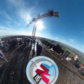 TN.com.ar desde el edificio más alto de Buenos Aires en 360°
