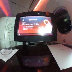 360 Quick View | @QatarAirways first impressions are lasting impressions. #theta360
