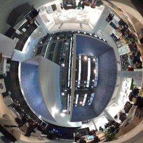Stiebel Eltron im 360 Grad Blick auf der ISH in Halle 8 #theta360