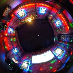 Ming Moon Karaoke - K7 Guns & Roses Room #theta360