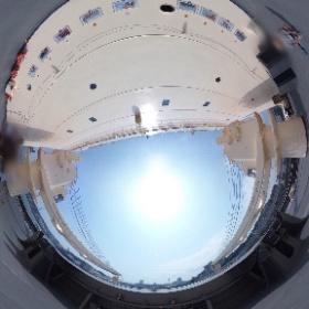 昨日のしらせ5003の360度写真3。#よりもい #theta360