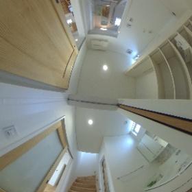 #河本モデルハウス3 #イチマルホーム #洗面〜ホール