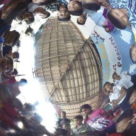 Studient in NGO Via Del Campo, Sihanoukville - Cambodia #theta360