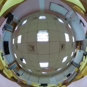 中華科技大學企業管理系 L904三創教室 #theta360