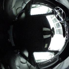 ベンツC200黒アバンギャルド