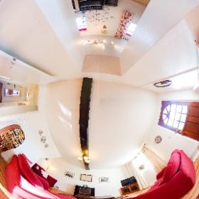 The Hayloft - Lounge 2 #theta360uk