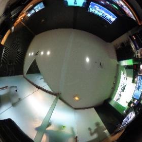 Régie TV studio espace Doisy #360 #theta360 #theta360fr