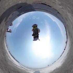 Identified Flying Object in Kugenuma Beach Skatepark, Kanagawa