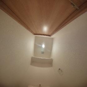メゾン・アベイル1-A トイレ