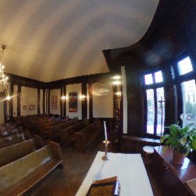Chapel #marymount360 #theta360