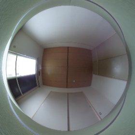まずは「畳替えした気分」をどうぞ!お部屋が明るくなりますよ♪ #theta360