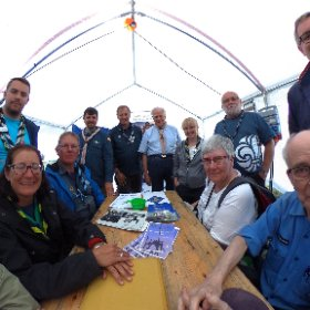 Möte med FOSE - Friends of Scouting in Europe #theta360