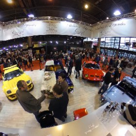 #Retromobile #ateliersdeslegendes #paris