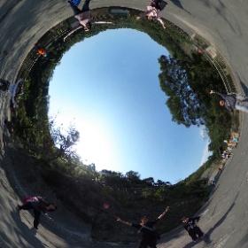 鶴藪水塘360