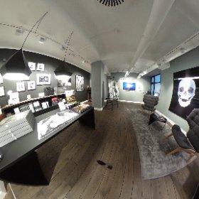 LUMAS Galerie Hamburg #theta360 #theta360de