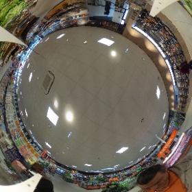 Beim einkaufen im Lidl in Frauenkirchen. #theta360 #theta360de