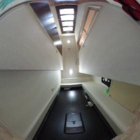 チサトハイツ 室内玄関